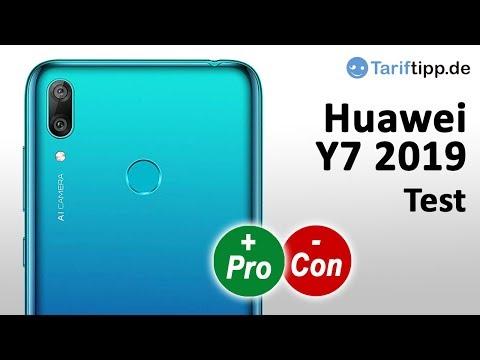 Huawei Y7 2019 | Test Deutsch