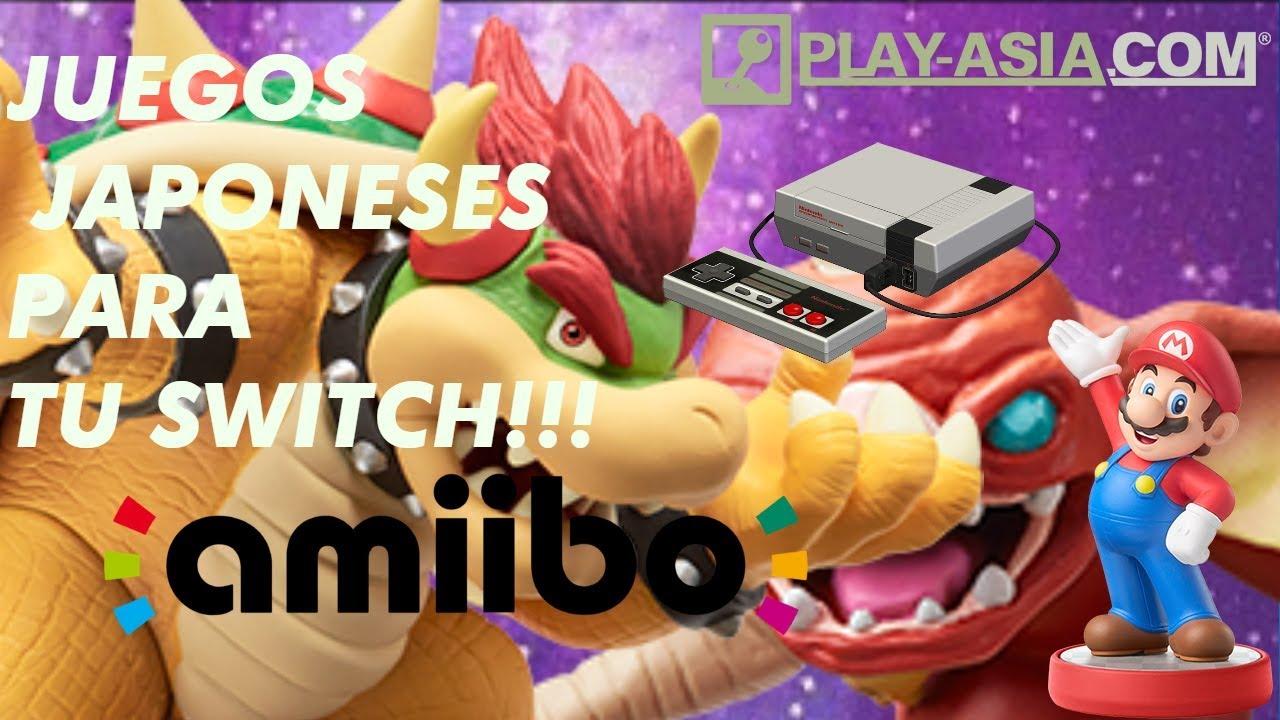 Tutorial Como Comprar Cosas De Japon Para Tu Nintendo Switch Ps4