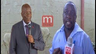 Mbunge awalalamikia wasaidizi wa Rais Magufuli