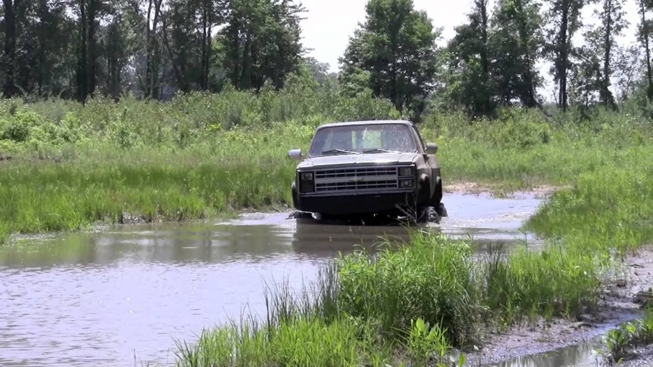 chevy mud truck wallpapers