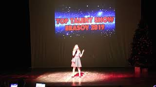TOP TALENT SHOW DEC. 2019-  HOARAU EVA POP INTERNATIONAL