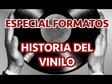 ESPECIAL FORMATOS: Historia del Vinilo.