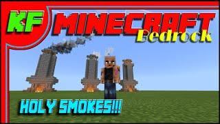Minecraft Smoke Tutorial // Minecraft How to // Minecraft Build Tips
