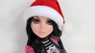 How To Make A Doll Santa Hat - Doll Crafts