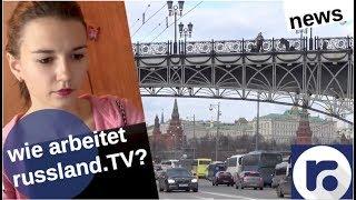 Wie arbeitet russland.TV?