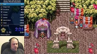 Chrono Trigger Speedrun (Glitchless 100%) - 5:30:32