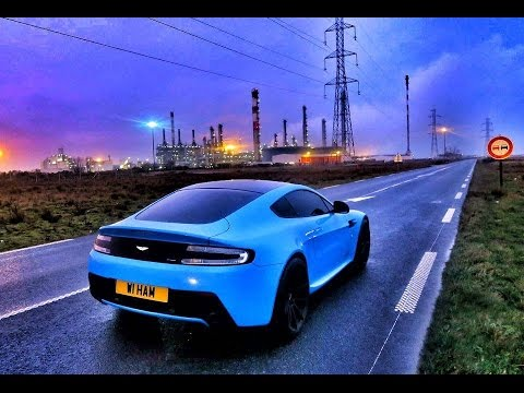 FOREX- ASTROFX Roadtrip to Amsterdam in an ASTON MARTIN! (Not playable on Phones)
