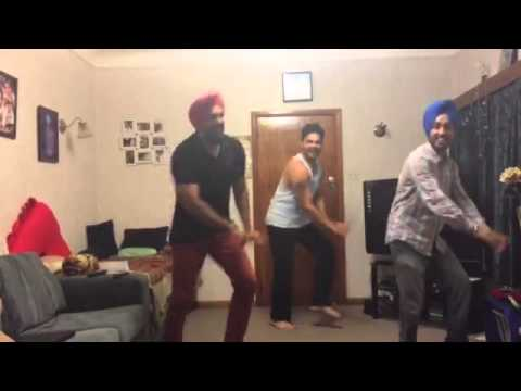 HAPPY NEW YEAR PUNJABI STYLE // Bhangra
