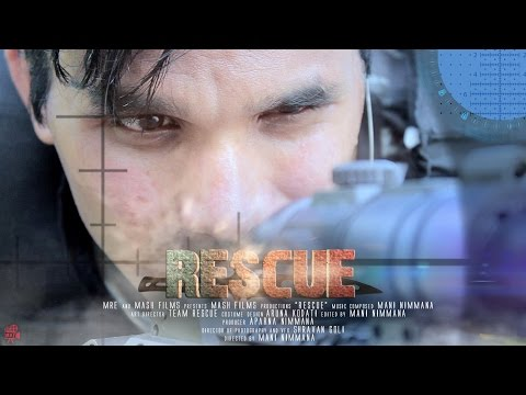RESCUE Indian Action ShortFilm By Mani Nimmana