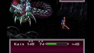 Breath of Fire 2: Nightmare- Ryu and Barubary one-on-one Fight
