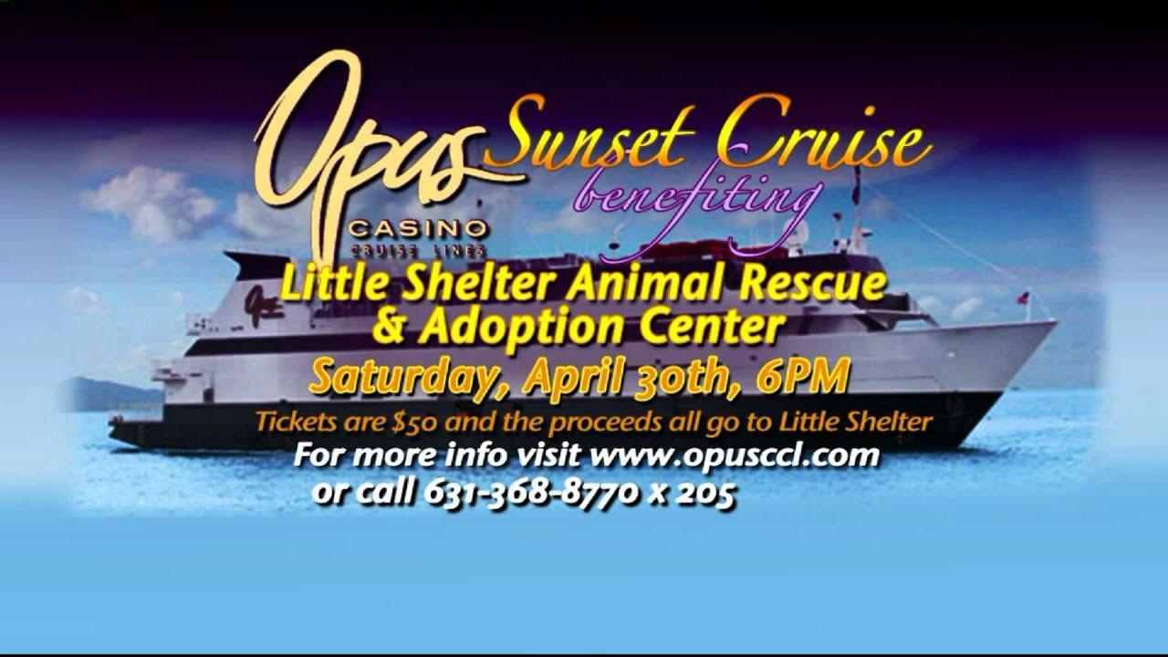 Jill Nicolini Tamsen Fadal Opus Casino Cruise Youtube