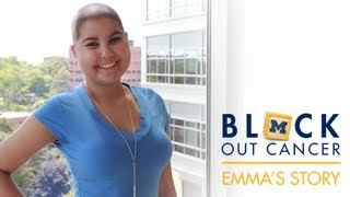 Emma's Story: Losing to leukemia is not an option