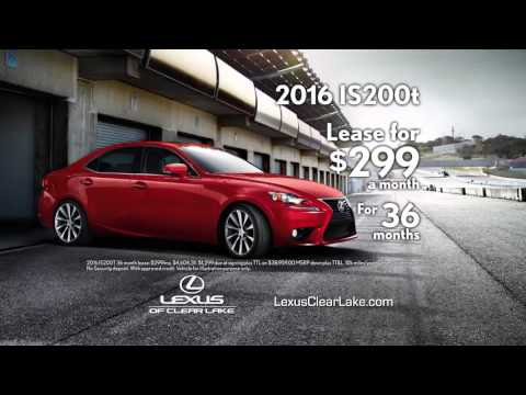 Lexus Of Clear Lake  Where Price, Selection And Service Are A Home Run  Every Time!