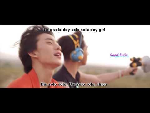 B1A4 - SOLO DAY [Sub Español - Hangul - Romanizacion]