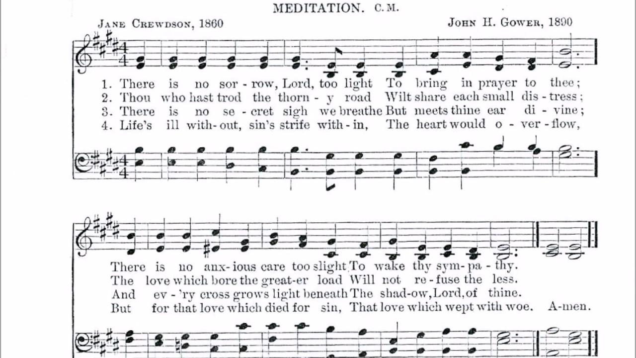 medium resolution of there is no sorrow meditation