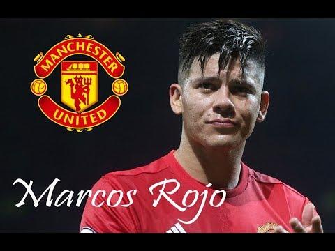 Marcos Rojo ● Crazy Defensive Skills ● Manchester United - 2016/2017