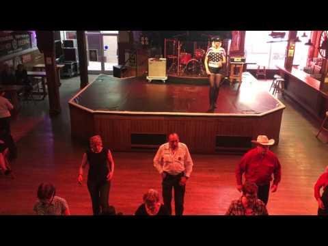 Flatliner Line Dance / Marijana - Billy Bob's 23/04/2017