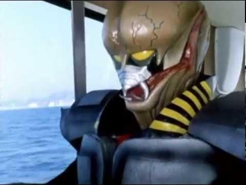 X-OR épisode 02 (Le vaisseau maudit) GAVAN XOR