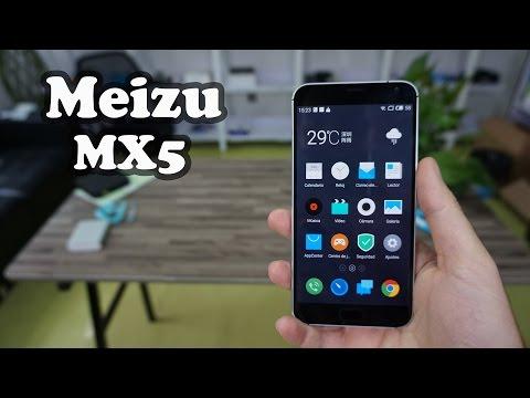 Review Meizu MX5 /Español/ El nuevo buque insignia de Meizu