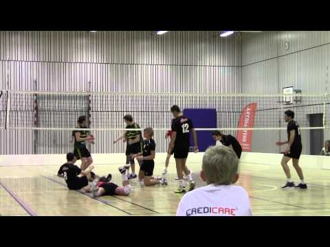 Oslo Volley vs. NTNUI - 2012/13 Cup Quarterfinal