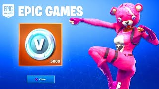 """ASTUCE"" HAVE V-BUCKS FREE on FORTNITE in 2019! PS4/XBOX ONE/SWITCH/PC/MOBILE"
