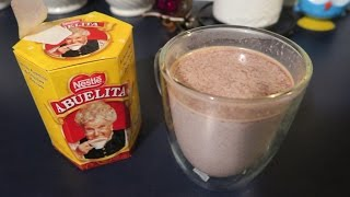 How to make Mexican Hot Chocolate Drink Como hacer Chocolate Caliente