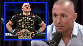 Joe Rogan GSP on His Comeback