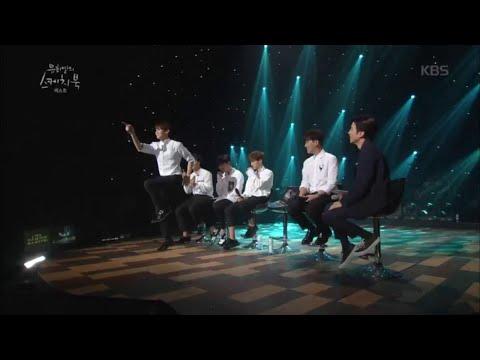유희열의 스케치북 - 비스트 데뷔초 'Mystery' 춤추고 나서 민망함에 어쩔줄 몰라.20160722