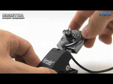 Веб-камера Hercules Deluxe Optical Glass