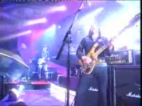 """Lemmy & The Jools Holland Band - """"Ace Of Spades"""" - Channel 4's """"Don't Forget Your Toothbrush"""" '95"""