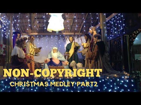 Vlogmas#3 || Christmas Medley Part 2 Non Copyright Music