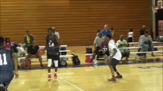 RJ's AAU Select Tour Highlights (Day 1)(6'3
