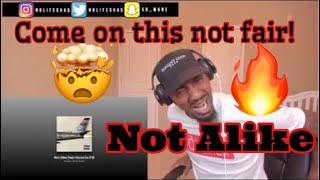 Eminem - Not Alike ft. Royce da 5'9 (Kamikaze) | REACTION