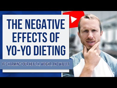 The Negative Impact of Yo-Yo Dieting in your Muscles