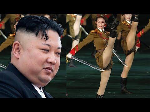 Platoon pleasures in North Korea