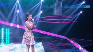 The Voice Kids Thailand - แอน - น้ำตาจระเข้ - 1 Mar 2015