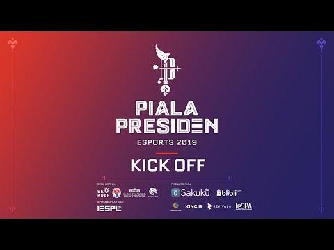 PIALA PRESIDEN ESPORTS 2019 - KICK OFF & ALL-STAR MATCH