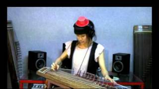 Stevie Ray Vaughan-Little Wing Gayageum ver.(by LUNA)