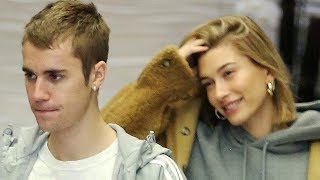 Justin Bieber & Hailey Baldwin CHANGE Wedding Plans As Justin Prepares To DROP New Music Next Month!