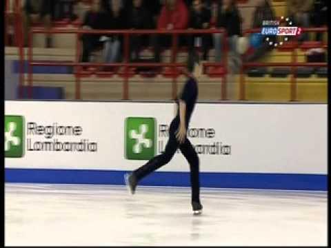 He Zhang - 2013 World Junior Championships - LP
