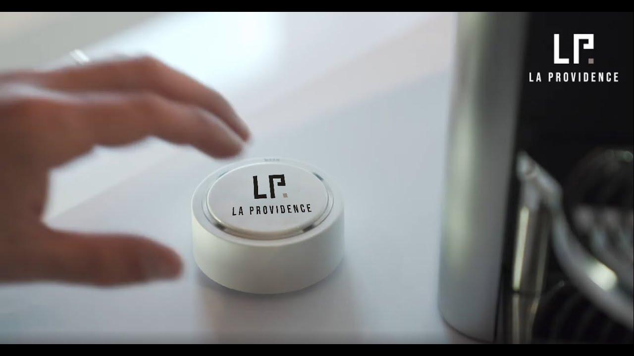 Les innovations by La Providence : Le bouton connecté