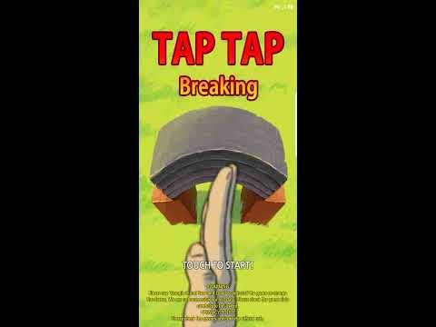 Tap Tap Breaking: Break Everything Clicker Game Mod apk