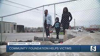 Community Foundation helps tornado victims