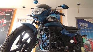 new bs iv hero splendor i smart 110 with aho walk around review