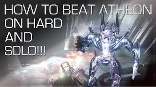 DESTINY - KILL ATHEON ON HARD AND SOLO (EASY)