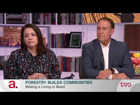 Forestry Builds Communities