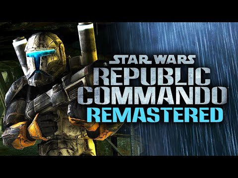 Star Wars Republic Commando REMASTERED! Unreal Engine 4! Epic Fan Made Project