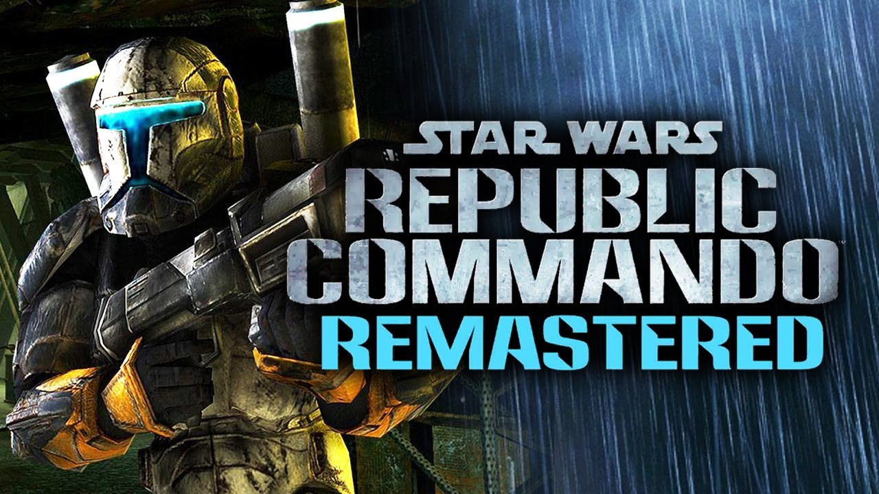 Star Wars Republic Commando Remastered!?