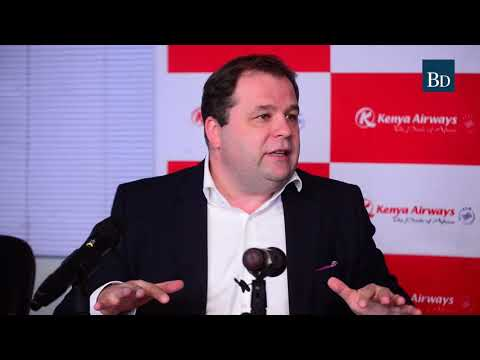 Kenya Airways chief executive hires five new executives from Poland