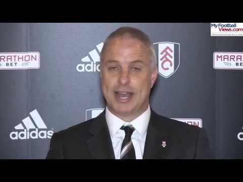 Kit Symons: I've got Fulham stars smiling again
